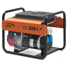 Бензиновый генератор RID RS3001P