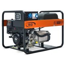 Бензиновый генератор RID RS5001P