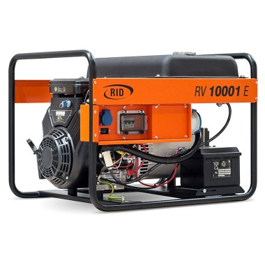 Бензиновый генератор RID RV10001E