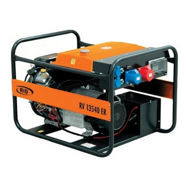 Бензиновый генератор RID RV13540ER