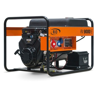 Бензиновый генератор RID RV15000E