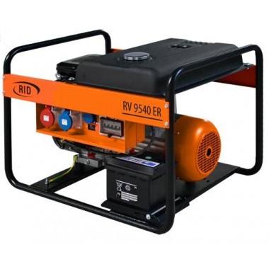 Бензиновый генератор RID RV9540ER